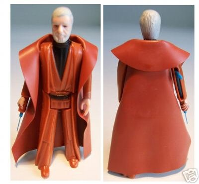 Vintage Ben (Obi-Wan) Kenobi Figure Complete
