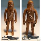 Vintage Chewbacca Figure Complete