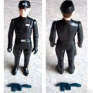 Vintage Imperial Commander Figure with Weapon