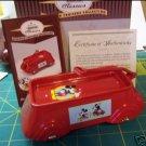 KCC 1937 Mickey Mouse Coaster Wagon NEW #6322