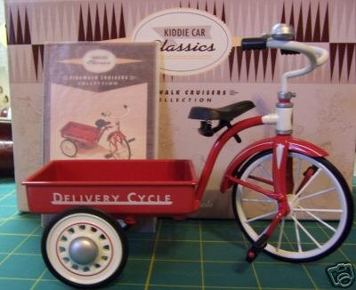 KCC 1950 Garton Delivery Cycle NEW in Box #6309