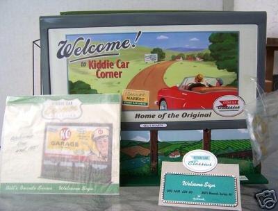 KCC 3606 Bill's Boards Welcome Sign - KC Garage