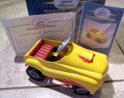 KCC Don's Street Rod NIB Palmiter Custom Collection