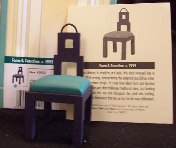 Take a Seat by Raine Form & Function #24021 NEW in Box