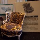 Take a Seat by Raine Mrs. Vanderbilt's Chair #24030 NEW in Box