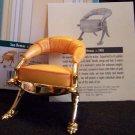 Take a Seat by Raine San Demas #24018 NEW in Box