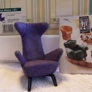 Take a Seat by Raine Slope Wingback  #24023 NEW in Box