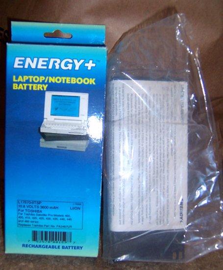 NEW Energy Laptop Notebook Battery