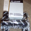 NEW Genuine Brother PC-204RF Refill Rolls for PC201