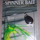 Lindy Little Joe Spinner Bait Green/Yellow NEW