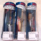 "Transkei Nose System Lure 2"""" Minnow Assortment  NEW"