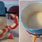 Hallmark Mitford Large Snowman Mug Jan Karon PT3074A