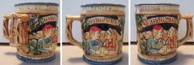Lego Double Handled Kissing Stein **Great Condition**