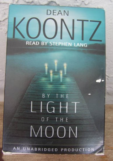 By the Light of the Moon by Dean Koontz - 8 Cassettes 2002