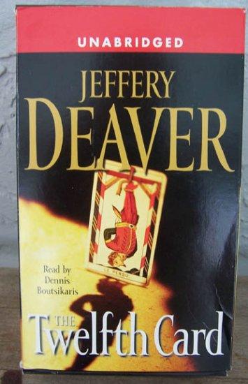 The Twelfth Card by Jeffery Deaver (2005)