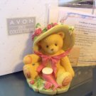 Avon Collectible Cherished Teddies  #336521 Janet
