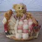 1993 Teddy & Me by WBI Inc. Bear figurine