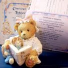 Cherished Teddies #103845 Christine