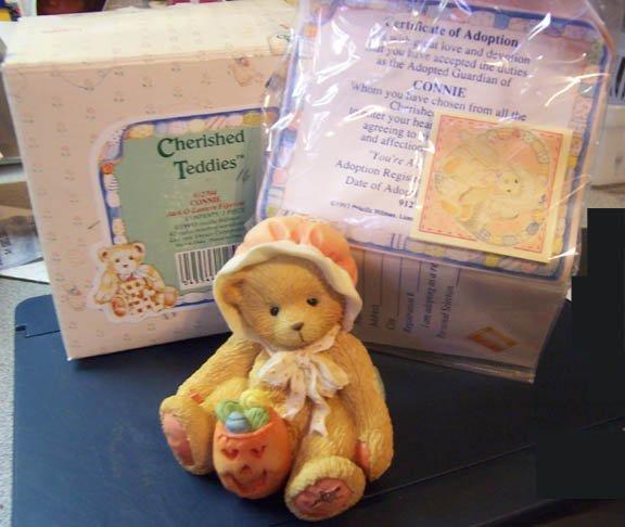 Cherished Teddies #912794 Connie
