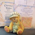 Cherished Teddies #103896 Kevin