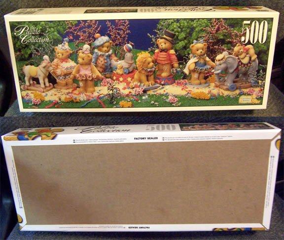 Cherished Teddies Circus Pawrade Jigsaw Puzzle #97114