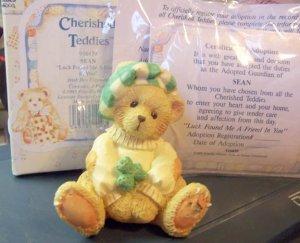 Cherished Teddies #916439 Sean