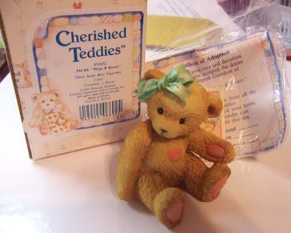 Cherished Teddies #950432 Jacki