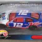 1999 Hot Wheels Racing Deluxe NASCAR Jeremy Mayfield #12 Mobil 1