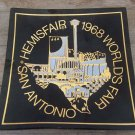 1968 Hemisfair World's Fair in San Antonio plate or ashtray