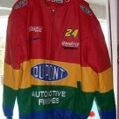 Jeff Gordon Leather Jacket Dupont NEW Condition