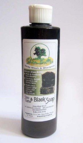African Shea Butter Body Wash & Shampoo (M-S112)
