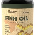 Fish Oil (1300 mg) - 60 Capsules (H-033)