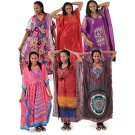 Set Of 6 Kaftans C-WF800