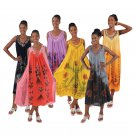 Set Of 6 Comfort Dresses C-WF807
