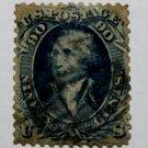 U.S. Cat. #72 Series of 1861-62 90¢ Washington