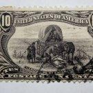 .3 U.S. Cat. # 290 - 1898 10¢ Trans-Mississippi Exposition