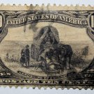 .5 U.S. Cat. # 290 - 1898 10¢ Trans-Mississippi Exposition