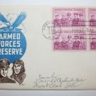 First Day of Issue - U.S. Armed Forces 1955
