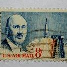 U.S. Cat. # C69 - 1964 8 cent Robert H. Godderd