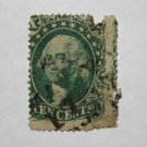 U.S. Cat. # 35 - Series of 1857-61 10 cent Washington