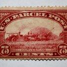 U.S. Cat. # Q11 -1913 75c Harvesting Parcel Post