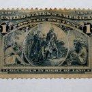 2-U.S. Cat. # 230- 1893 1c Columbus in Sight of Land