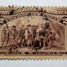 2-U.S. Cat. # 231 - 1893 2 cent Landing of Columbus
