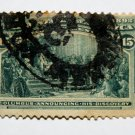 U.S. Cat. # 238 - 1893 15c Announcing Discovery