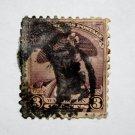 U.S. Cat. # 708 - 1932 3c Washington by Chas. W. Peale