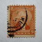 U.S. Cat. # 714 - 1932 9c Washington by W. Williams