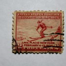 U.S. Cat. # 716 - 1932 2c 3rd Winter Olympic Games