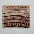 U.S. Cat. # 727 - 1933 3c Peace of 1783 Sesquicentennial