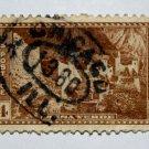 U.S. Cat. # 743 - 1934 4c Mesa Verde, Colorado