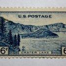 U.S. Cat. # 745 - 1934 6c Crater Lake, Oregon